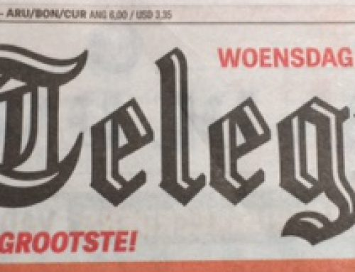 Telegraaf – Wat ben je toch leuk!