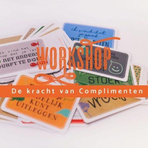 workshop Kracht van Complimenten
