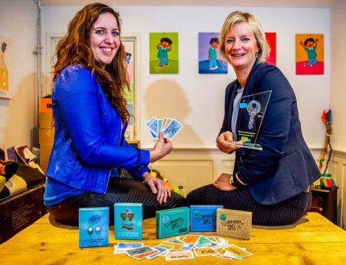 AD-Makers prijswinnend Complimentenspel: 'Kind leert het positieve te zien in zichzelf en in de ander'