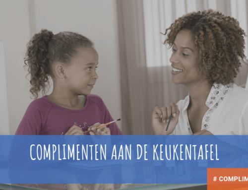 Complimenten aan de keukentafel
