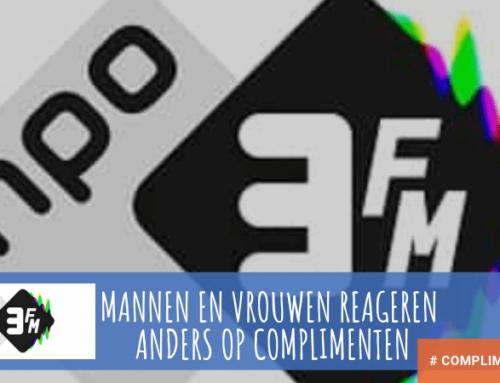 Radio interview bij 3FM
