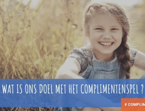 Wat is ons doel met het Complimentenspel?