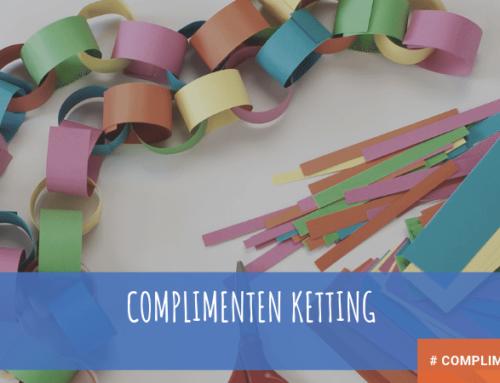 Complimenten ketting