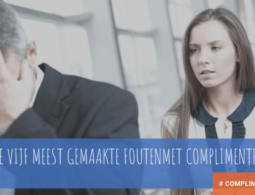 De vijf meest gemaakte fouten met complimenten