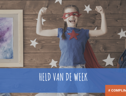 Held van de week